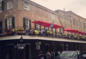 The American Sports Saloon - New Orleans