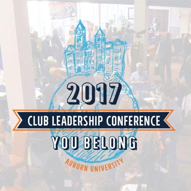 Auburn Clubs CLC 2017