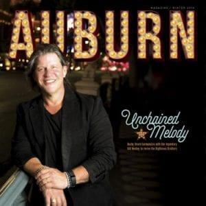 Auburn Magazine Winter 2016 Issue