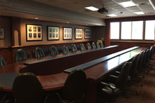 Gilmer Board Room
