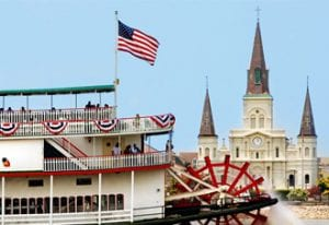 Steamboat - New Orleans