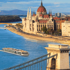 Symphony on the Blue Danube