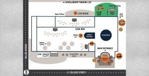 Tailgate Map 2016