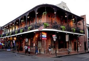 Welcome Party - New Orleans