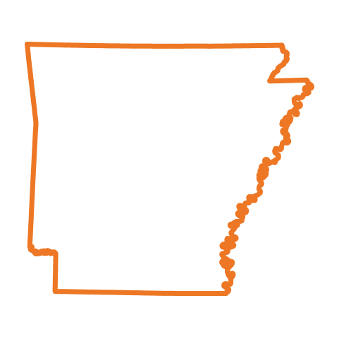 Arkansas Outline