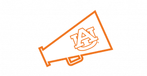 Auburn Club MegaPhone Icon
