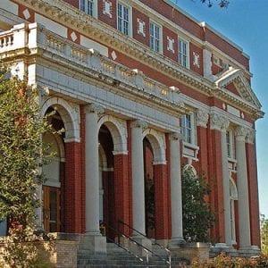 Mary Martin Hall