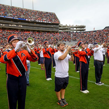 Auburn Marching Band