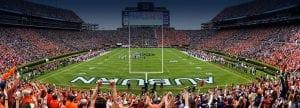 Auburn Football Stadium Panoramic