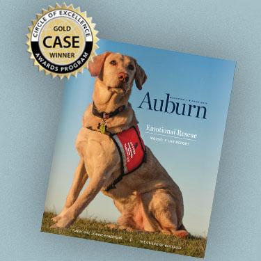 Auburn Magzine Award Featured