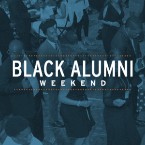 Black Alumni Weekend