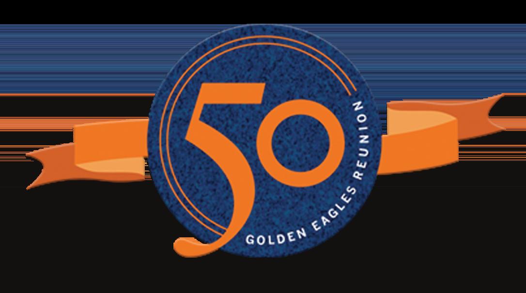 Golden Eagles Reunion Logo