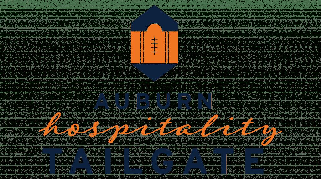 Auburn Hospitality Tailgate Logo