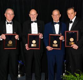 2011 LAA Winners