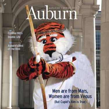 Auburn Magazine Spring 2015 Feature