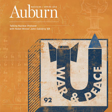 Auburn Magazine Spring 2016 Feature