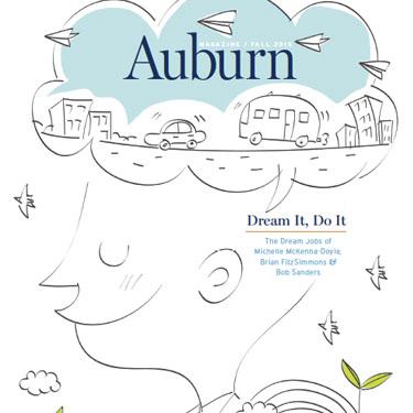 Auburn Magazine Summer 2015 Feature