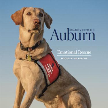 Auburn Magazine Winter 2015 Feature