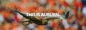 Because This is Auburn