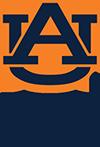 Auburn Logo Map Marker