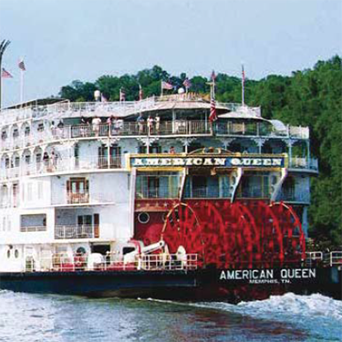 Southern Culture American Queen River Boat, Memphis TN