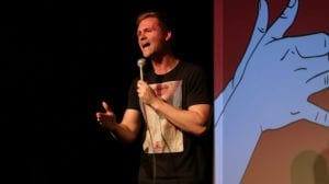 Paul Schissler: Keeping Comedy Clean in NYC