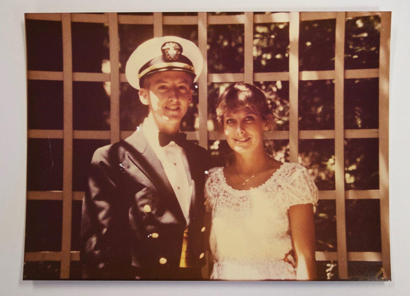 Auburn 1980 graduates Jim and Jan Holt met on the Plains.