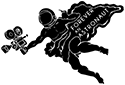 Forever an Astronaut Logo