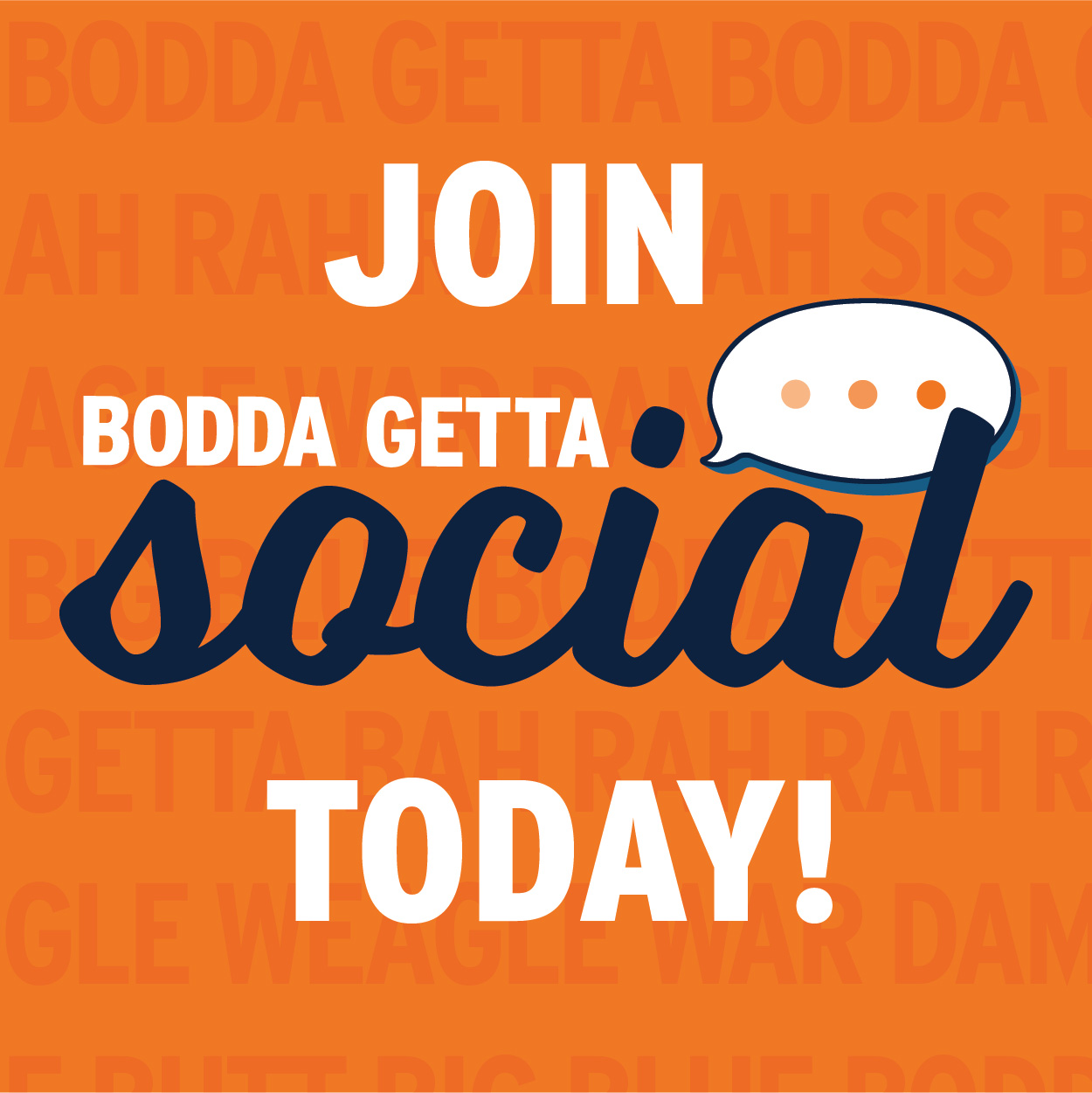 Join Bodda Getta Social Today!