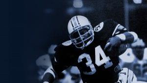 Bo Jackson runs in the 1984 Sugar Bowl