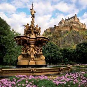 British Isles Legends - Fountain