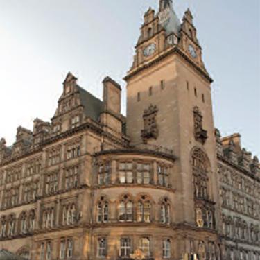 Scotland - Architecture