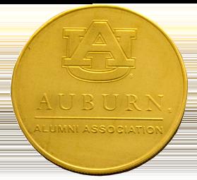 Veteran Alumni Coin Front