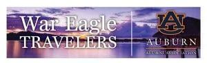 War Eagle Travelers Header - Sunset