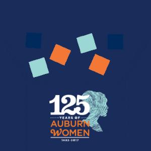 Auburn Women - 125 years