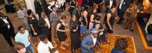 Alumni Dance During Black Alumni Weekend 2016