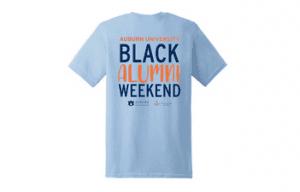 Black Alumni Weekend T-shirt Design