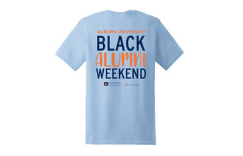 Black Alumni Weekend T-shirt Design