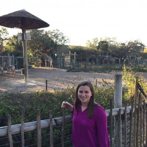 Nicole Morrison, Events Coordinator