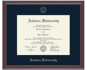 Auburn University Diploma