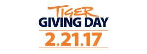 Tiger Giving Day 2.21.17