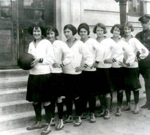 Auburn 1924 women's Basketball team