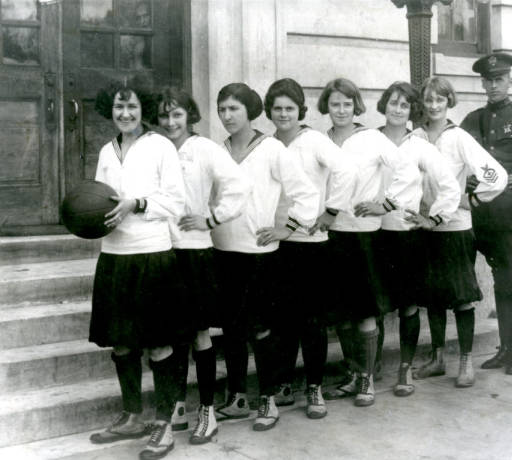 Auburn 1924 women's Basketball team