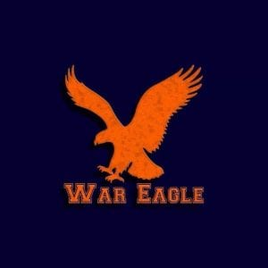 War Eagle Flight Logo