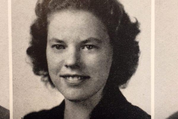 Helen Krauss Leslie circa 1943