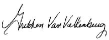 Gretchen Signature