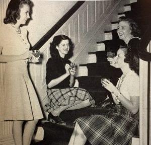 Sorority Function, 1942