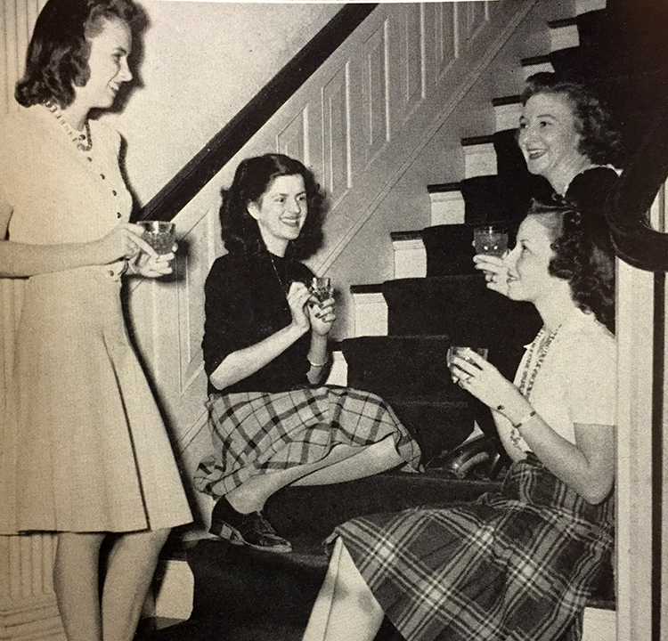 Sorority Function, 1942