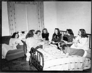 Auburn Women, Mid 20th Century