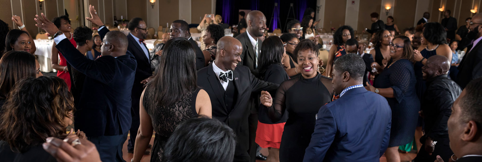 Black Alumni Weekend Slider Header